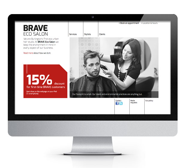 Brave Eco Salon